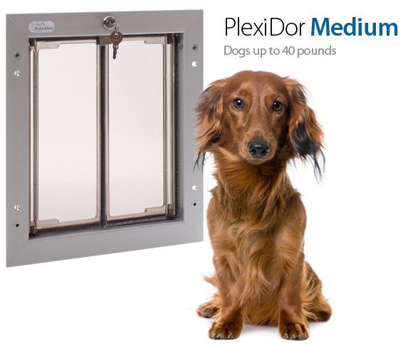 Plexidor Pet Doors Dogwatch Of Southeast Indiana Versaille Indiana